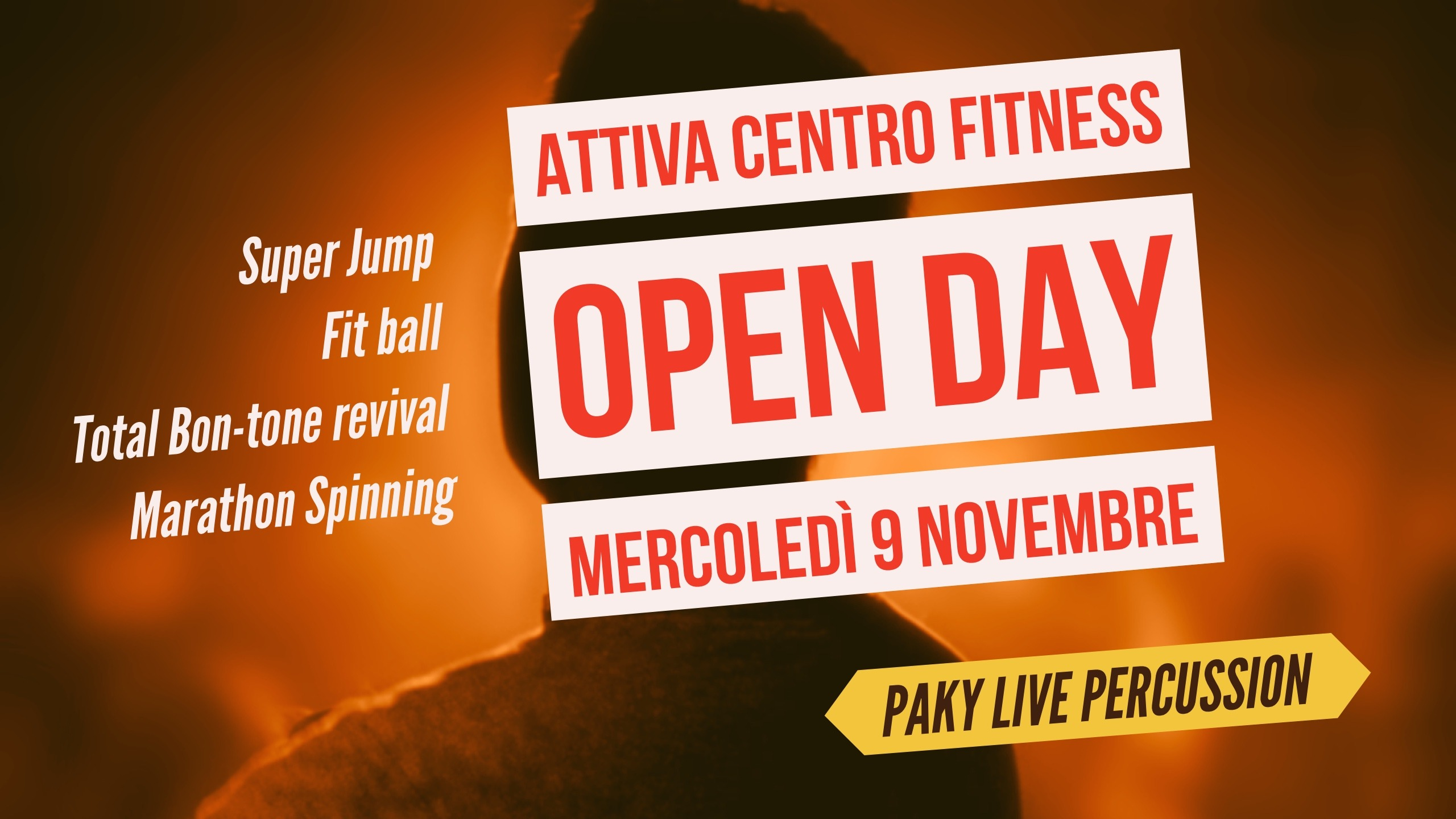 Attiva Centro Fitness open day